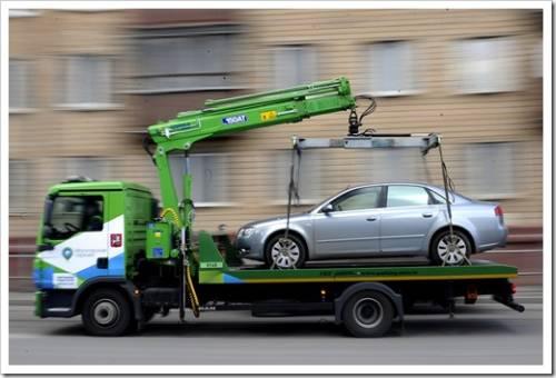 Разновидности автоперевозок эвакуационной техники