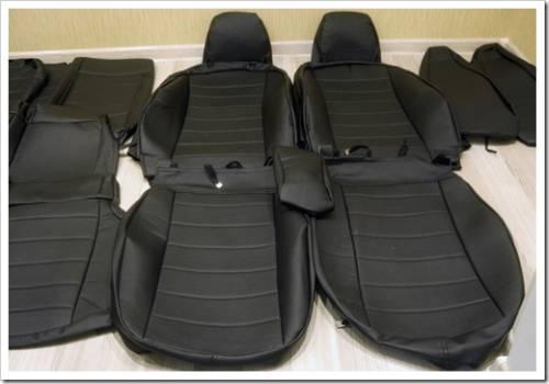 Материалы, которые используются для производства автомобильных чехлов