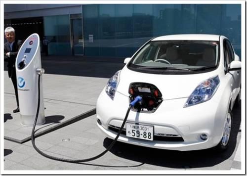 Электромобили - новшество на современном авто рынке