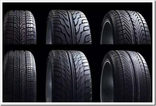 Основные характеристики летних шин