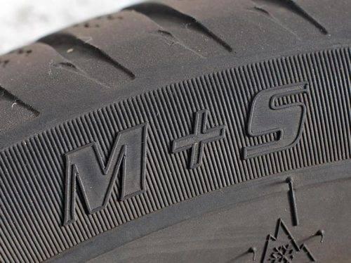 Что означает MS на автомобильных шинах