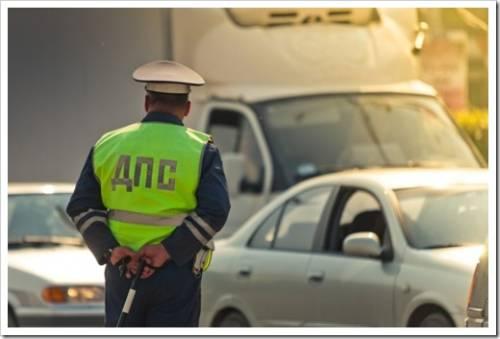 Вождение без водительских прав