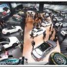 Выставки, где можно посмотреть новинки Chevrolet