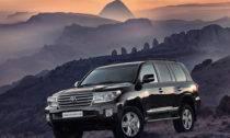 Toyota Land Cruiser 200: технические характеристики