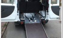 Поиск автомобиля, адаптированного для перевозки инвалида