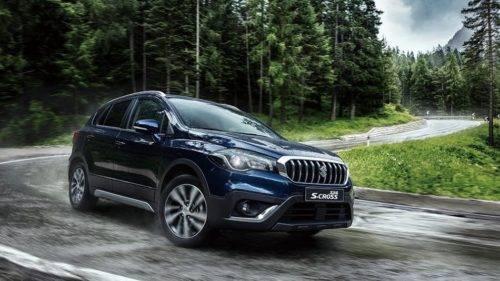Suzuki sx4 2018: технические характеристики