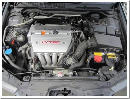 Двигатели Хонда Аккорд 7