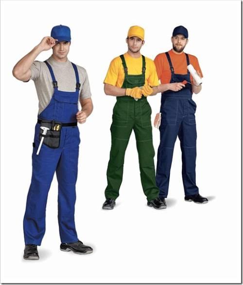 Критерии, которые отличают спецовку строителя от любой другой