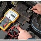 Как мультиметром проверить заряд аккумулятора на авто?