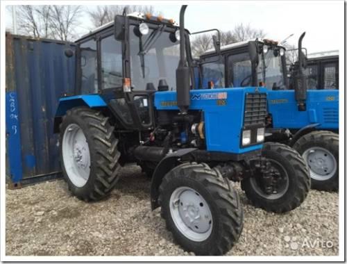 Топовые трактора: МТЗ 80, 80.1 и 81.1