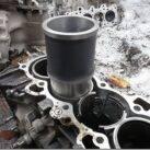 Что такое гильза в двигателе
