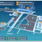 Где стоянки в аэропорту Домодедово