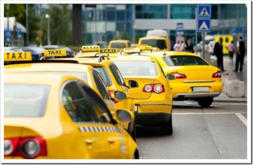 автомобили для такси
