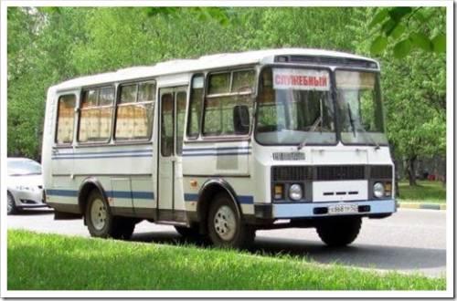 Общий рост рынка автобусов