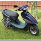 Покупка и продажа подержанных скутеров