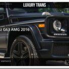 Обзор услуг аренды авто представительского класса от компании Luxury Trans