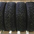 Какие зимние шипованные шины лучше выбрать и как их обкатать