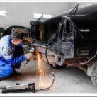 Что включает в себя кузовной ремонт автомобиля?