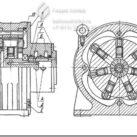 Радиально-поршневые гидромоторы - устройство, характеристики и сфера применения