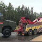 Какие бывают виды грузовых эвакуаторов