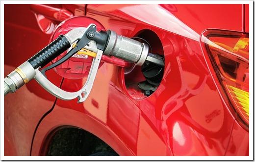 Автомобиль на газу