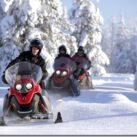Права на снегоход - как получить, кто выдает и какая категория