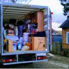 Как организовать дачный переезд