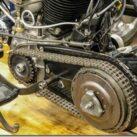 Ремонт и замена сцепления на мотоцикле Harley Davidson