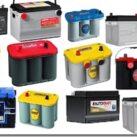 Какие есть виды аккумуляторов для авто и их отличия