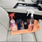 Защитные покрытия для кожи салона авто - что это такое, что даёт и как наносить