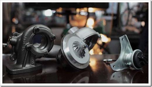 Процедура ремонта турбокомпрессора